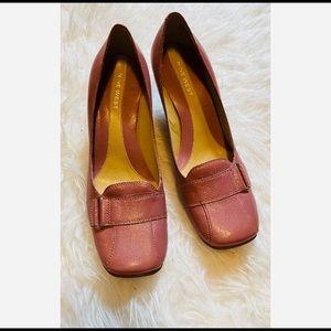 Pink Nine West Heels, size 6.5